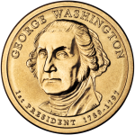 George Washington Presidential Coin