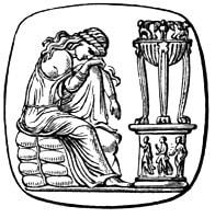 pythia tripod
