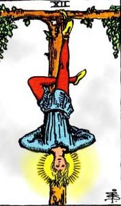 tarot 12 card