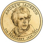 Andrew Jackson Presidential Coin