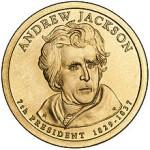 Andrew Jackson Presidential Coin