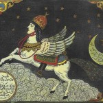 Buraq 7 heavens Islam
