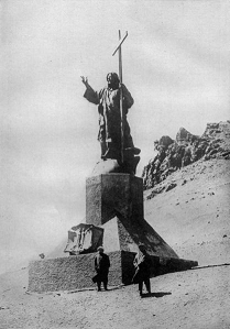 Christ of the Andes March 13th
