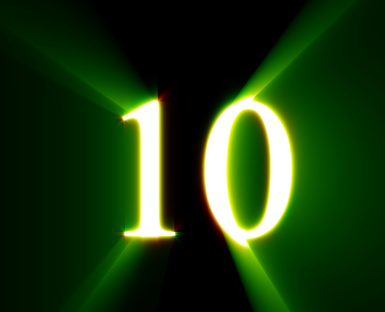 Meaning of Number 10