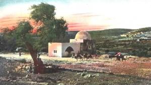Rachel'sTomb 1910