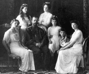 Russian Royal Family - 1911