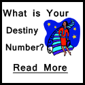 Destiny Number