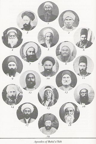 Apostles of Baha'u'llah
