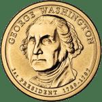George Washington Presidential Coin