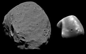 mars planet 2moons - photo #14
