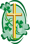 Shamrock cross