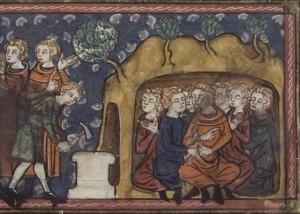 7 sleepers medieval manuscript