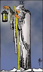 9 Hermit Rider Waites