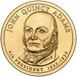 John Quincy Adams Presidential Coin
