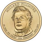 Millard Fillmore Presidential Coin