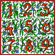 Nine root numbers