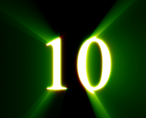 number 10 meaning and symbolism of number 10