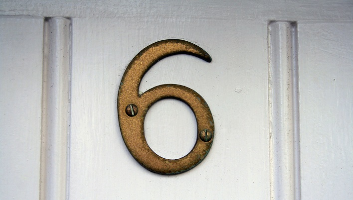 Number 6 Meaning Six