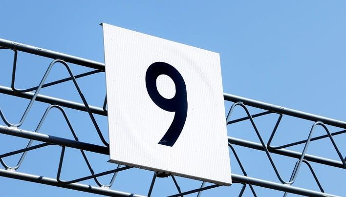 Number 9 Meaning Nine