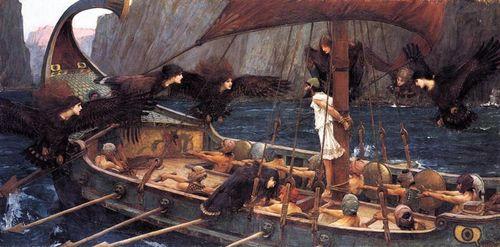 Odysseus - Waterhouse