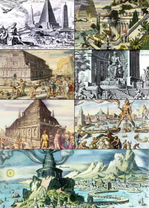 7 Wonders Of The Acient World