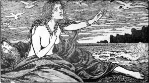 Skadi norse mythology