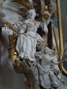 saint Ursula 11000 virgins