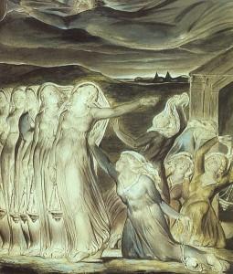 Ten Virgins - Blake