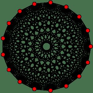heptadecagon