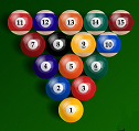15 pool balls