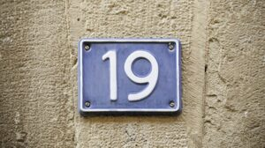 Number 19 Meaning Nineteen